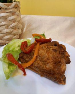 Poulet boucané